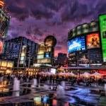 Certaines campagnes d'affichage dynamique sont plus impressionnantes que la place Dundas à Toronto - Crédits Pedro Szekely
