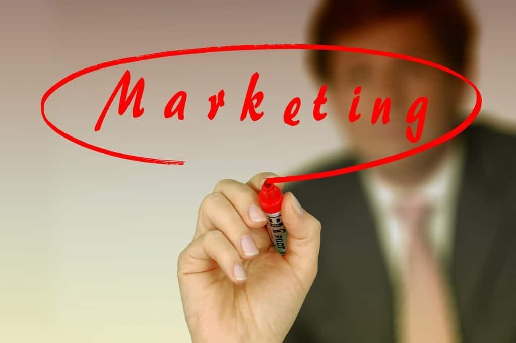 Le marketing sur lieu de vente est très important