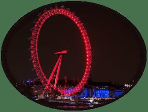 L'affichage dynamique a boosté les rentrées d'argent de la célèbre grande-roue de Londres
