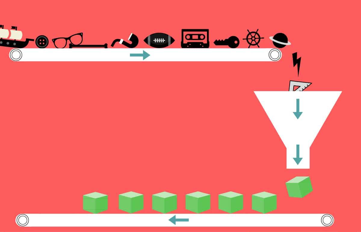 Concept de chaine et de standardisation